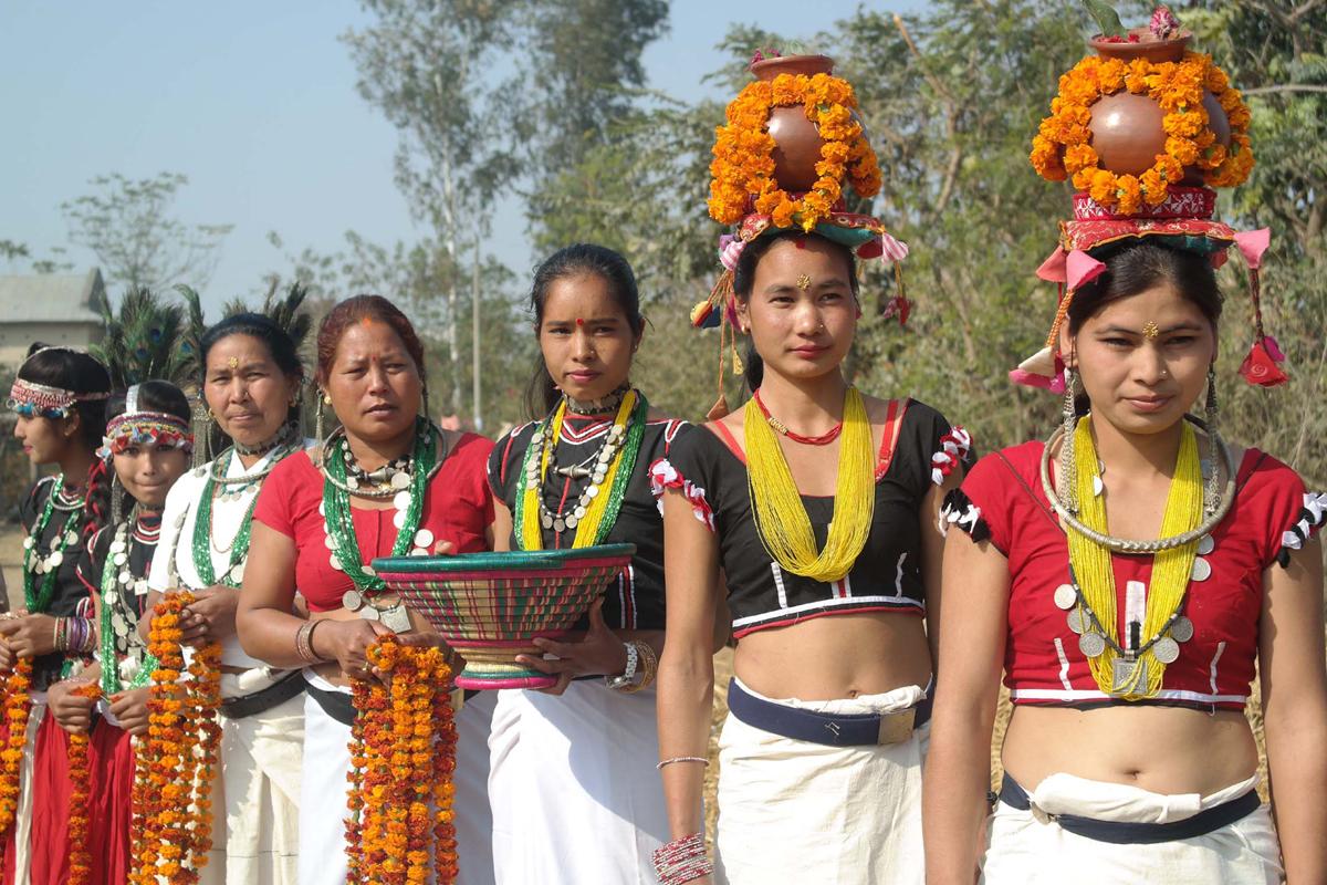 थारु संस्कृतिको एक जीवन्त सङ्ग्रहालय
